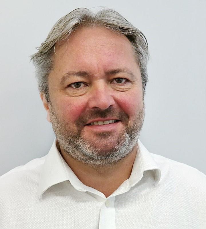 Geschäftsführer Gunther Martin